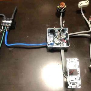 【第1種電気工事士 実技課題No.4】単相3線式配線と電灯•コンセント回路の解説