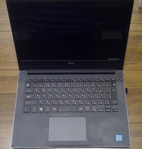 自宅のノートPCを分解してみる。(DELL Inspiron14 7460s)