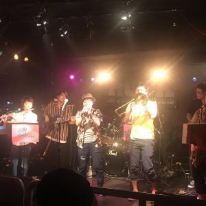 演奏記録:バンドでライブハウス!