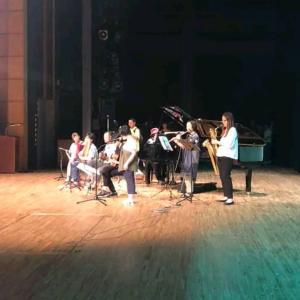 演奏記録:ホクト文化ホール(長野県県民文化会館)大ホールで演奏!