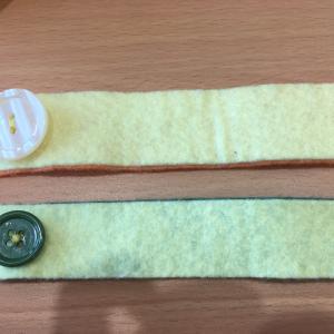 子供のボタン練習の手作り教材!5分で作れる保育園で使っているもの紹介