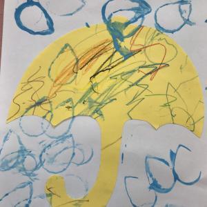 1歳児スタンプ遊びのねらいや材料になる意外なもの紹介!