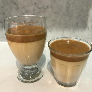 ダルゴナコーヒー作ってみた!