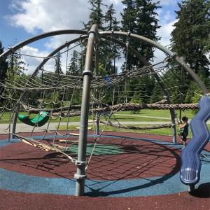 Playground オープン!