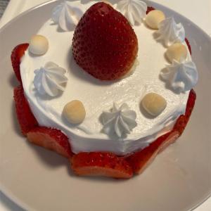 スマッシュケーキやってみた。