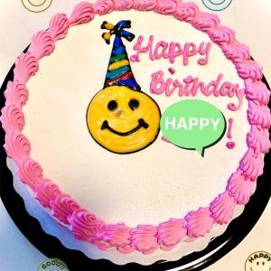 Happy birthday to me .