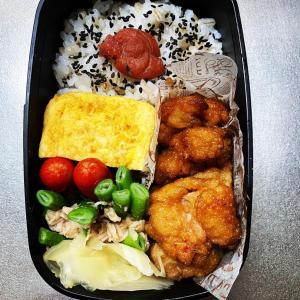 お弁当の違い(´・ω・`)