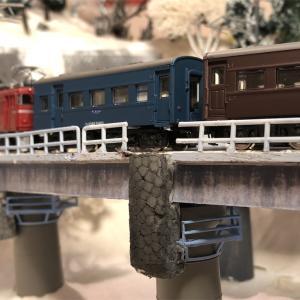 【Bトレ車両】旧型客車スハ43系