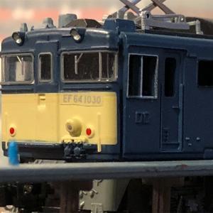 Bトレ機関車のHゴムについて