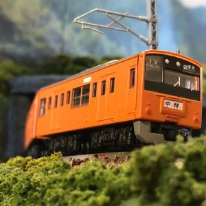 【Bトレ車両】201系中央線