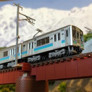 【Bトレ車両】 E127-100系大糸線