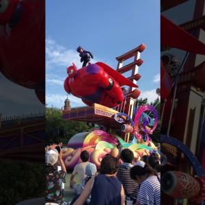 【宿泊旅行情報サイト】[Japan travel site]東京ディズニーランド パレード ベイマックス