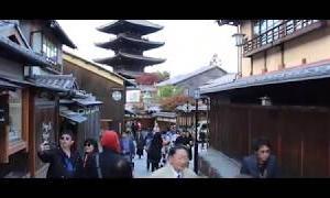 【宿泊旅行情報サイト】[Japan travel site]Kiyomizu-dera en automne 〜秋の清水寺〜 2019/11/20