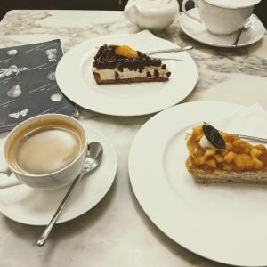 【おすすめケーキ屋さん&カフェ】Princess Cheesecake ベルリン ドイツ国内1位と言っても過言ではない?