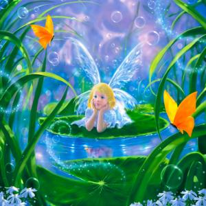 【フラワーフェアリーからのマジカルメッセージ】〜「あそびごころ」の魔法をかけて