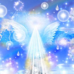 天使のゆりかご〜たくさんの恩恵を受け取ってください