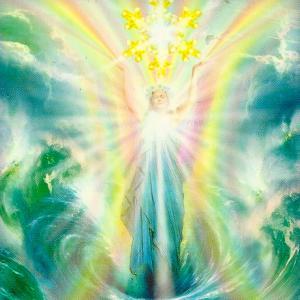 天使のゆりかご〜清らかな水の癒し