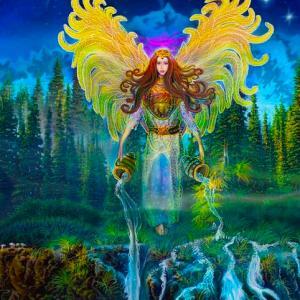 天使のゆりかご〜自然のエネルギーによって癒される