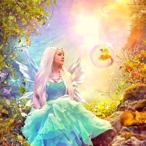 【フラワーフェアリーからのマジカルメッセージ】〜輝きの今日を創るためにo。.:*:・°
