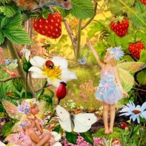 【フラワーフェアリーからのマジカルメッセージ】〜自然のままのあなたで居て。.:*:・