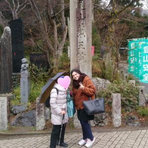 高尾山を登りました( ´・ᴗ・` )