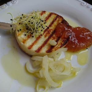 ギリシャ料理紹介その④&レックスのお誕生日