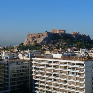 アテネ、涼しくなってきました!\( ´˘`)/
