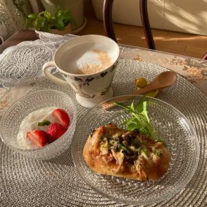 イッタラ(iittala)の朝ごはん