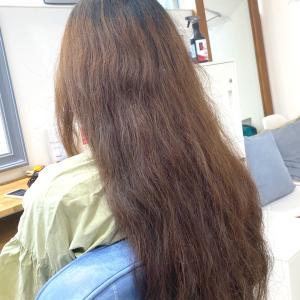 ヘアドネーション・髪の受け入れを再開