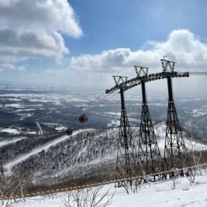 スキー4回目 in サホロ
