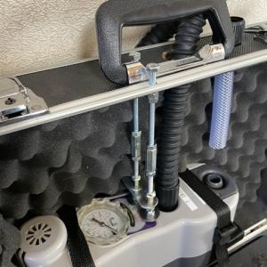 高圧電動ポンプ防音対策2