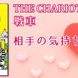 7.THE CHARIOT/戦車のタロットカード【相手の気持ち】