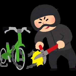 ショック😱💦 自転車の後ろカゴ盗まれる😢
