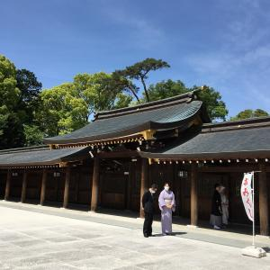 今年も行ってきました❣️寒川神社⛩