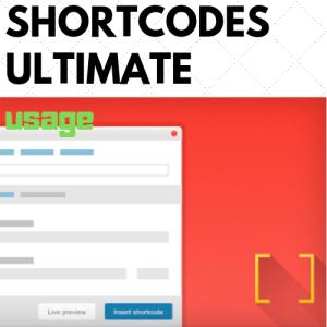 Shortcodes Ultimateの設定方法・使い方を初心者さん向けに画像付きで解説!
