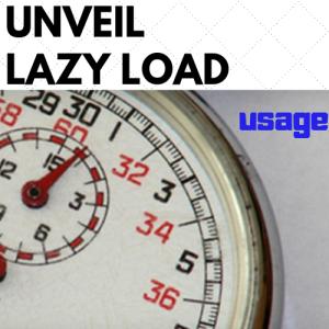 Unveil Lazy Loadの設定方法・使い方を初心者さん向けに画像付きで分かりやすく解説!
