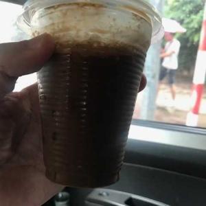 街角のコーヒー屋さん inハノイ