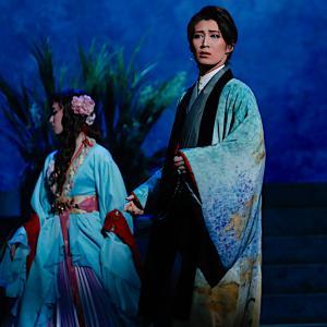 星組「龍の宮物語」のキャスト:瀬央ゆりあ、有沙瞳、天寿光希の演技に感動