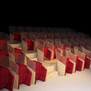世界では「安全なライブイベント」に向けて劇場建築家たちの試みが始まっている