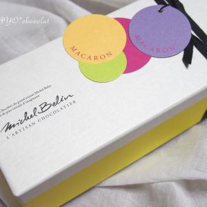 ミッシェル・ブランのマカロンと焼き菓子