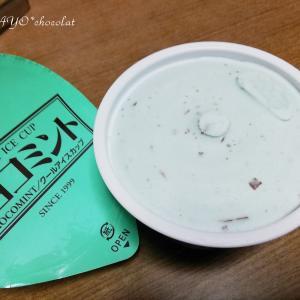 夏に食べたチョコミントアイス色々