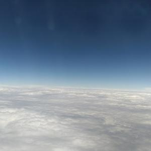 ✈︎青い空とWaypoint✈︎