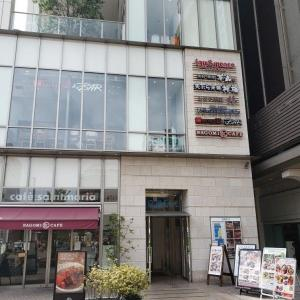 姫路駅前を上から眺めながらのランチ