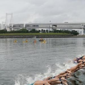 【東京五輪】東京湾の汚染問題、海外チームからも会場変更の要請!OWSの米五輪チーム「命取りになりかねない」