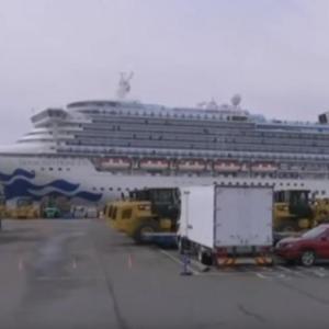 クルーズ船で英国籍の男性が死亡、外国籍で死亡確認は初 静岡市では下船者から陽性反応 船内検査では陰性