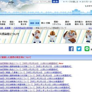 大阪で新たに2人の感染者確認!1人は女児で保育施設に通っていた模様 大阪の累計検査数は212件に