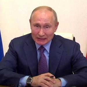 北方領土問題の解決は絶望的に!プーチン大統領が「ロシアの領土」と強調演説!