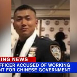 NY市警に中国のスパイ警官、チベット族出身のアンワン容疑者を逮捕!チベット系住民の活動を中国政府に報告