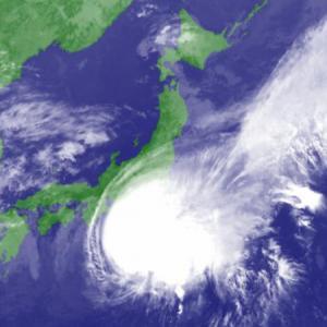 台風12号、直撃コースがやや変化!関東沖を通過するコースに!関東や東海の沿岸部で大雨予想
