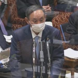 菅義偉首相「最終的に生活保護があるから、定額給付金の予定はない」